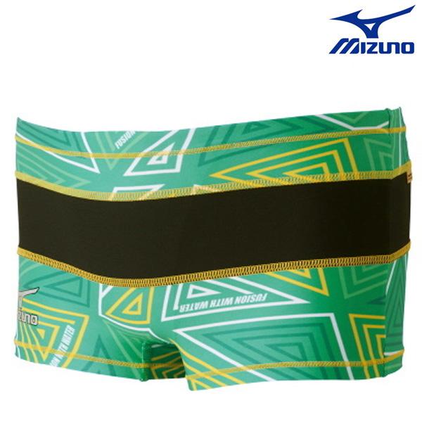 N2XB7072[32] MIZUNO 미즈노 숏 사각 탄탄이 수영복